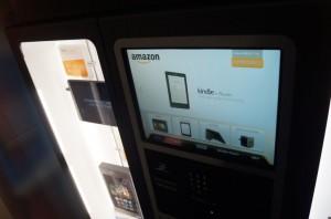 Amazon ร้านค้า ตู้จำหน่ายอัตโนมัติ vending matchine