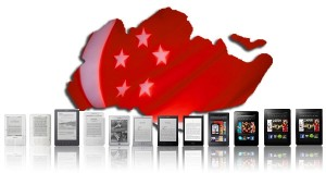 Amazon Kindle ตลาดอาเซียน asean