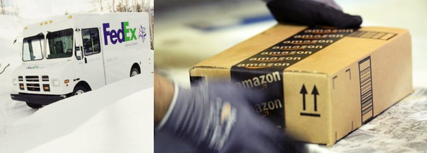 Amazon อีเมล์เตือนผู้ค้าในพื้นที่มรสุม ให้พร้อมรับปัญหาการจัดส่งล่าช้า