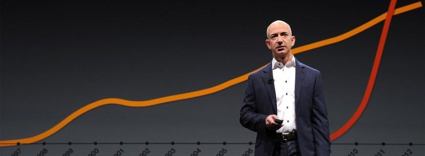 ข่าว Jeff Bezos ป่วยโรคไต หามส่งโรงพยาบาลกะทันหัน ทำหุ้น Amazon ร่วง 2%