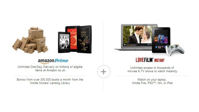 Amazon Prime,อังกฤษ,เยอรมัน,ขึ้นราคา