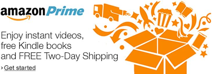 1 ใน 5 ของลูกค้าสมาชิก Amazon Prime ไม่ได้ใช้บริการ Video Instant
