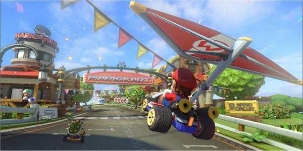 เกม Mario Kart 8 สำหรับ PS4 ทำยอดขายสูงสุดบน Amazon ญี่ปุ่น