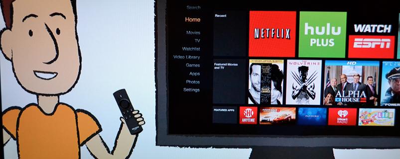 รีวิวกล่องทีวี Amazon Fire TV รุ่งหรือร่วง