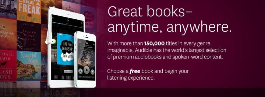 Amazon ผนวก Audible เข้าใน Kindle อ่านและฟังอย่างไร้รอยต่อ