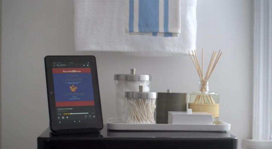 Amazon ,Audible ,Kindle ,อ่านและฟัง