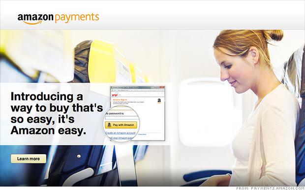 amazon payments ชำระเงินออนไลน์