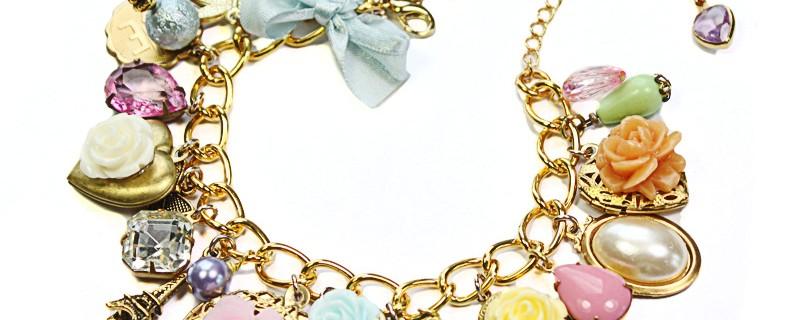 จี้ (Charm) คีย์สินค้ากลุ่ม Jewelry ที่มีคนต้องการมากสุดในบน Amazon