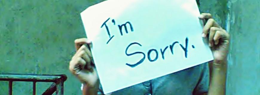 เริ่มขอโทษอย่างเหนือชั้น เพื่อความสัมพันธ์ที่ยั่งยืน