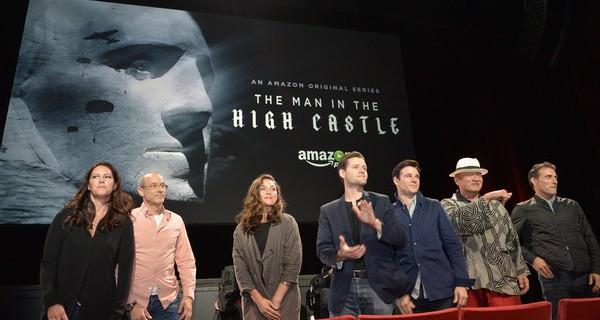 Amazon เปิดตัวซีรี่ภาพยนตร์ในงาน Comic-Con นิวยอร์กเป็นครั้งแรก