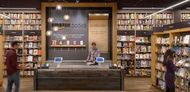 Amazon เปิดร้านหนังสือจริงครั้งแรก หลังจากขายออนไลน์มา 20 ปี